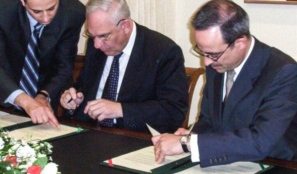 Full diplomatic relations established between the Order of Malta and Jordan
