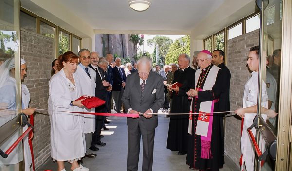 Three new units inaugurated in the St. John the Baptist hospital