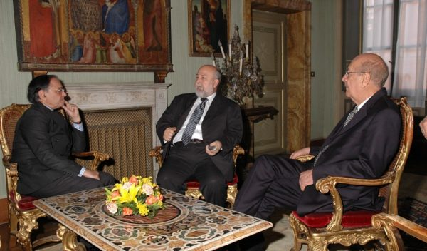 Official visit of the Foreign Minister of Nicaragua