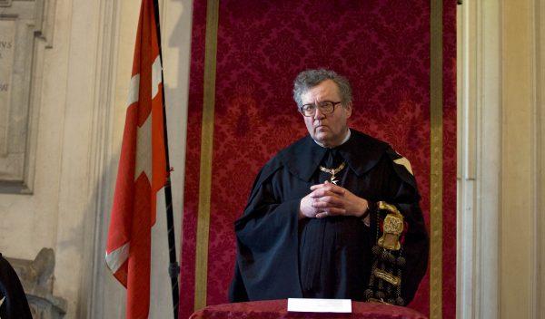 79th Grand Master Order Malta