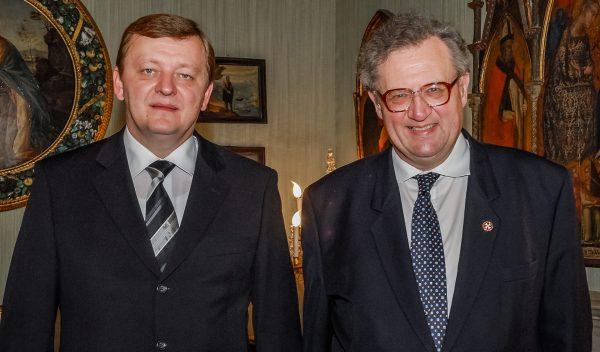 Credentials presented Republic Belarus