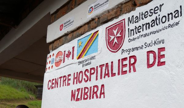New hospital centre in Nzibira