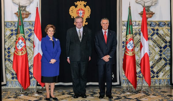 The Grand Master's state visit Portugal