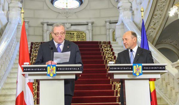 Grand Master State Visit Romania