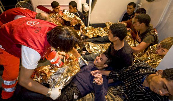 The migrant drama continues