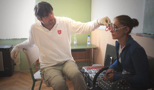 eye-care Order of Malta Hungary