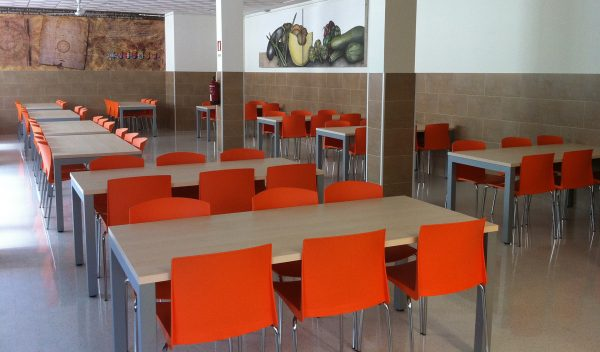 New Soup Kitchen in Seville