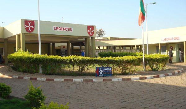 tomograph hospital Djougou