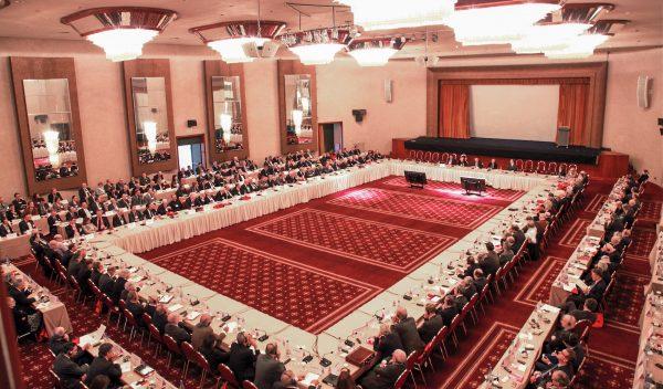 The International Strategic Seminar on Rhodes