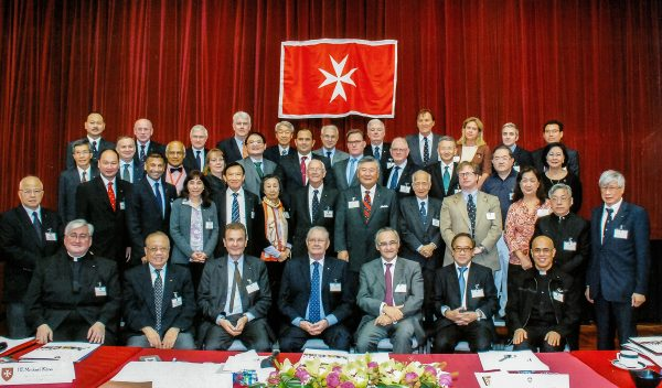 Order of Malta actions Fourth Asia-Pacific Conference autumn 2015