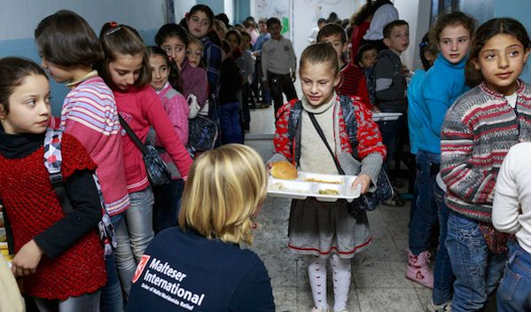 Malteser International provided medical care for around 15,000 Syrian refugees