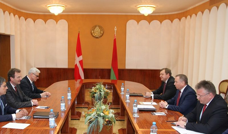grand Chancellor meets MFA of Belarus