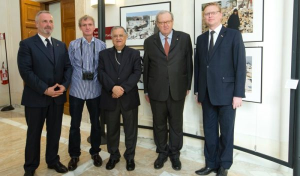 The Devil within us phot exhibition Order of Malta