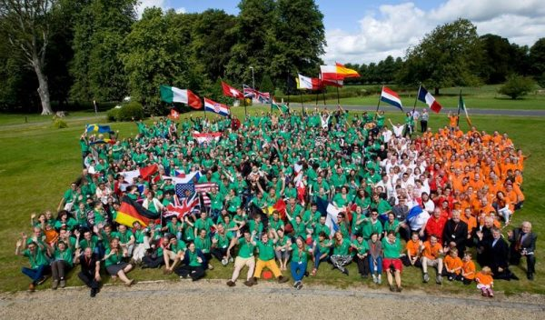 The Order of Malta international summer camp for young disabled 2016