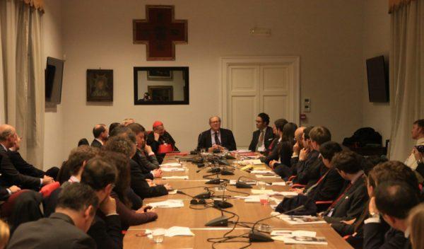 giovani membri dell'Ordine di Malta Order's young members jeunes membres de l'Ordre jóvenes de la Orden de Malta jungen Ordensmitglieder