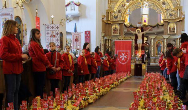 Orden de Malta en Ucrania pasqua Malteser Relief Service in Ukraine Malteser Relief Service en Ukraine Hilfsdienst der Malteser in der Ukraine