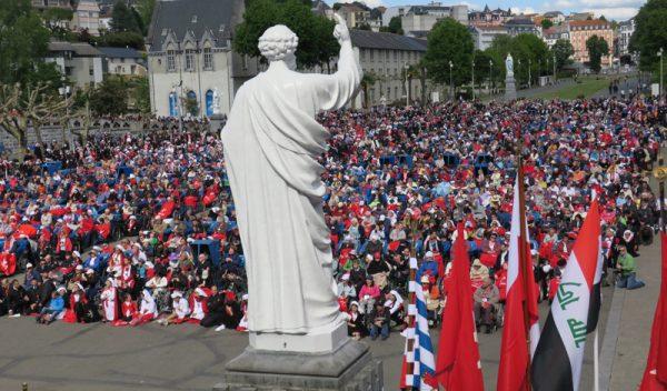 Ordine di Malta a Lourdes