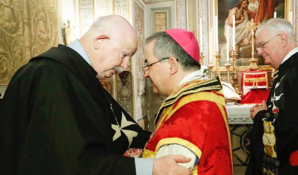 Erzbischof Becciu