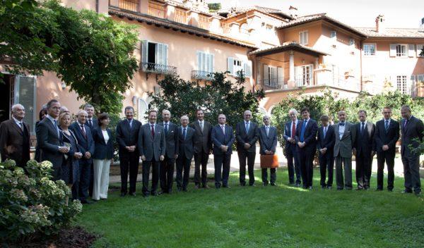 embajadores de los países de la Unión Europea Botschafter der EU-Länder ambassadeurs des pays de l'Union Européenne European Union ambassadors