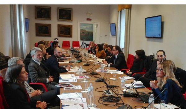 Delegazione Adenauer meeting migración migration migrazioni migrations