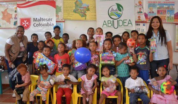kolumbianische Assoziation associazione colombiana 60 anni di attività