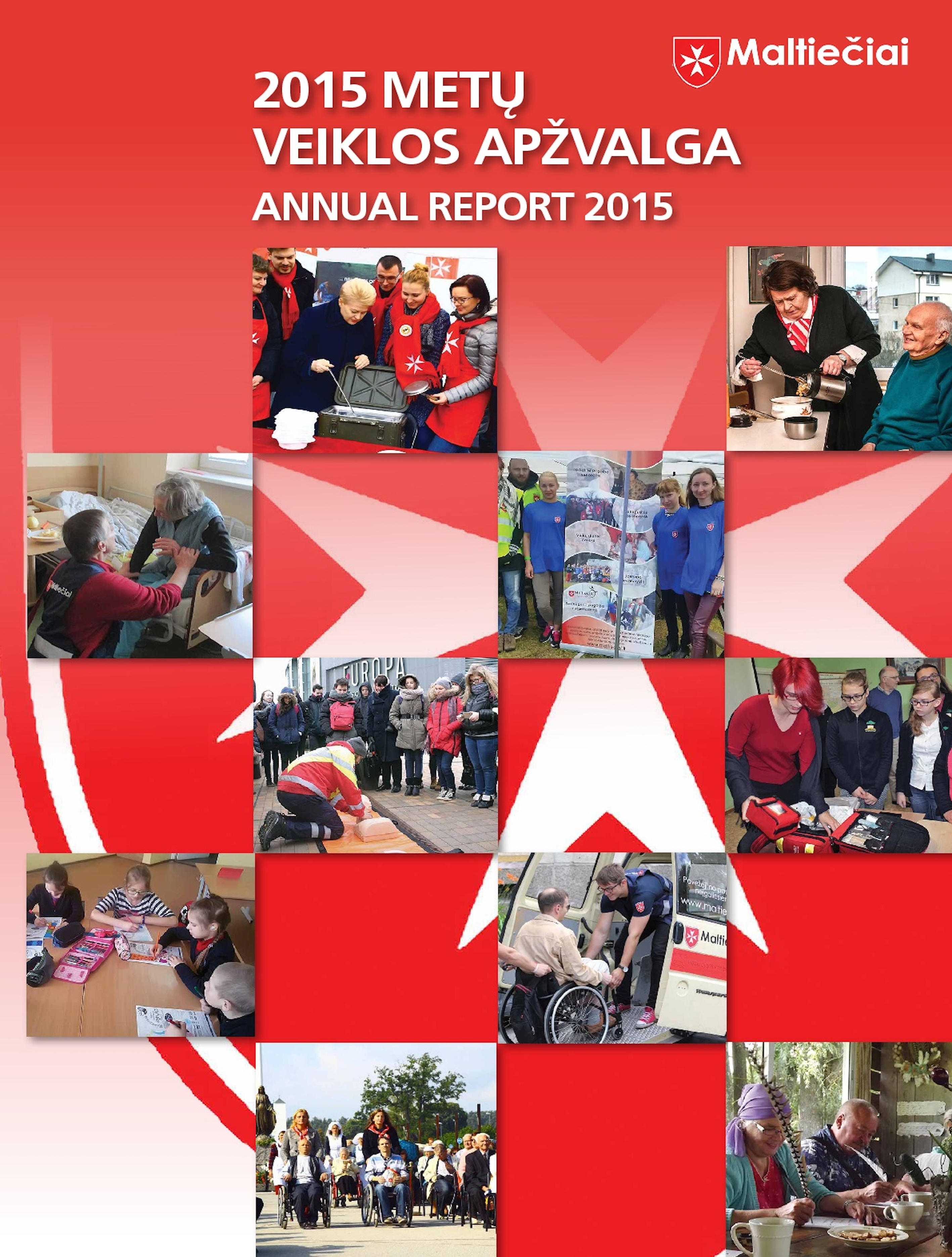 Order of Malta Lithuania - Activity Report 2015