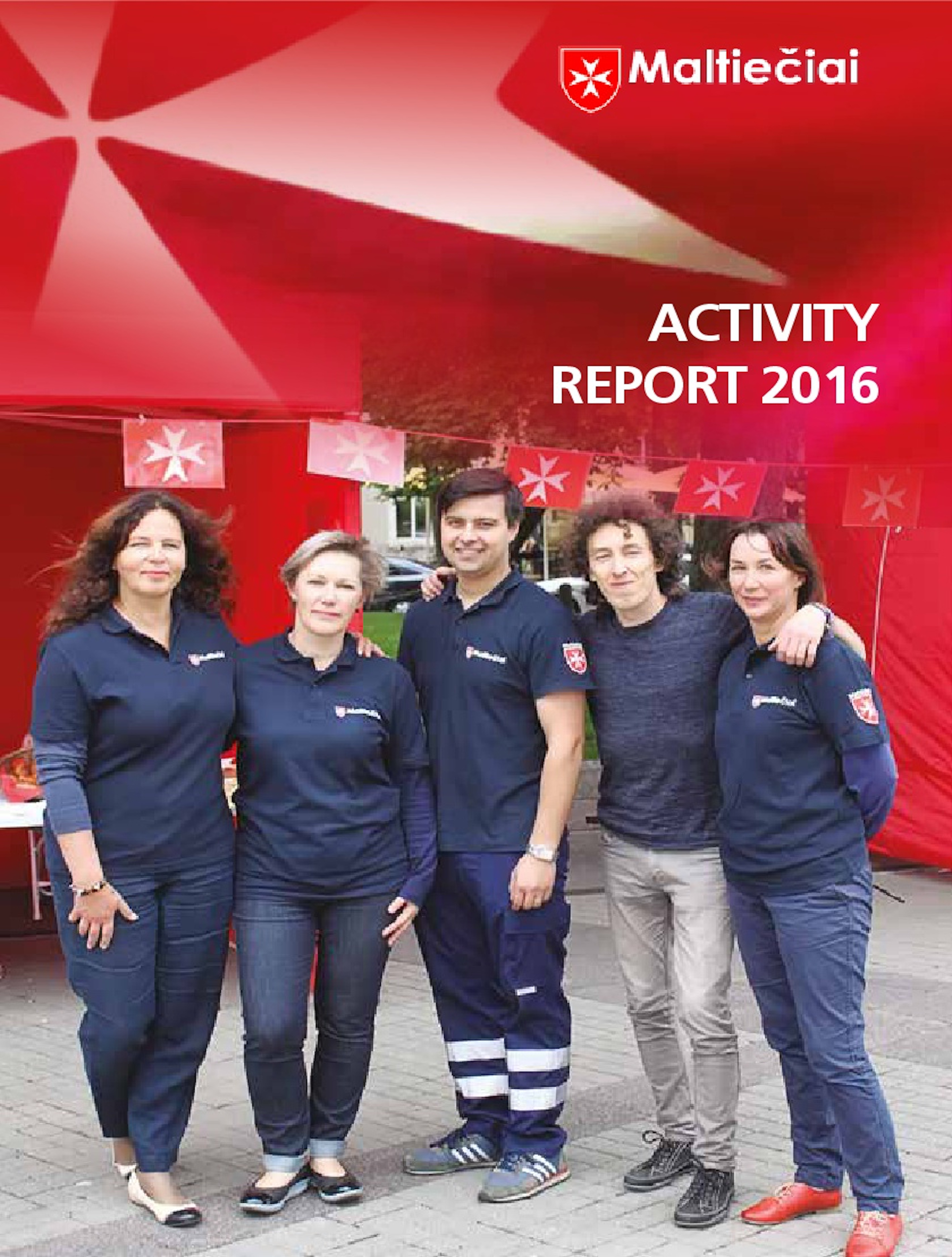 Order of Malta Lithuania - Activity Report 2016