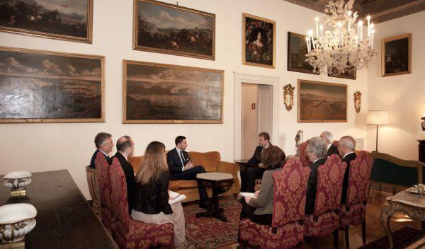 Ministro della cultura del Montenegro Vierge de Philerme ministro de Cultura de Montenegro Minister of Culture of Montenegro