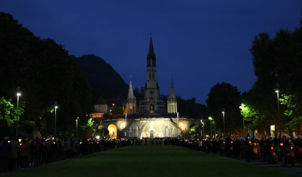 60 pellegrinaggio Lourdes Pilgrimage pèlerinage Lourdes Peregrinación Lourdes Malteserordens nach Lourdes