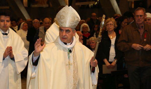 Becciu wird Kardinal Becciu cardenal Becciu cardinal Angelo Becciu cardinale