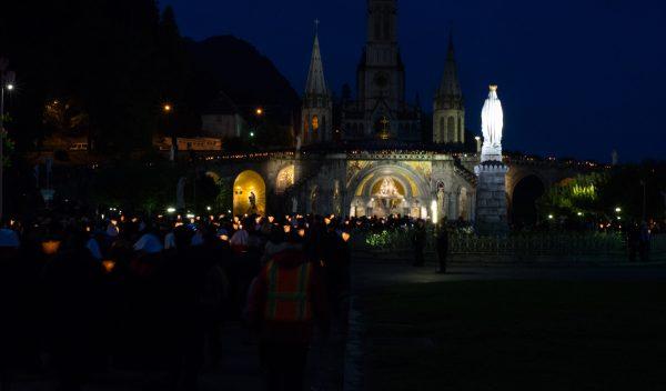 Peregrinación Orden de Malta Lourdes pèlerinage Ordre de Malte Lourdes 60th Pilgrimage to Lourdes pellegrinaggio Lourdes