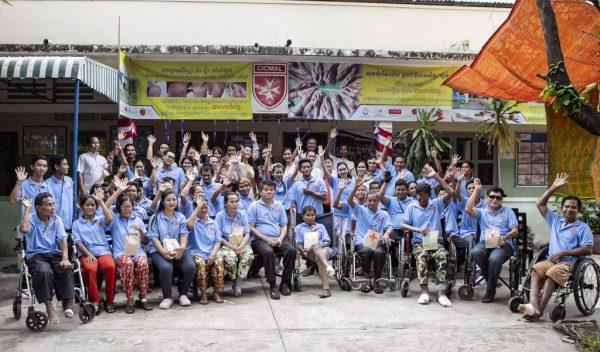 Leprosy Awareness Campaign Miss Cambogia Lebbra sensibilización lepra Campagne sensibilisation lèpre Sensibilisierungskampagne Lepra