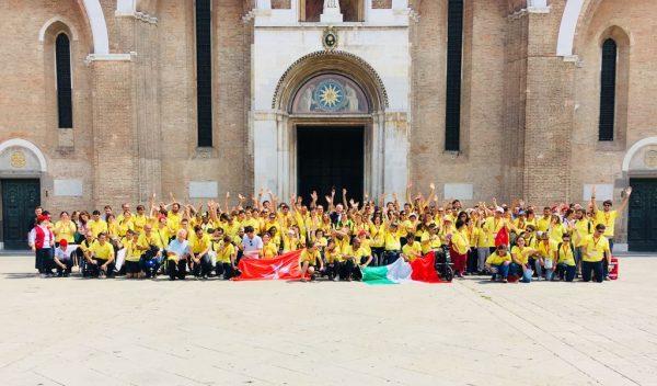 Campo Estivo Italia Italy Summer Camp camp d'été italien SOMMERLAGER IN ITALIEN