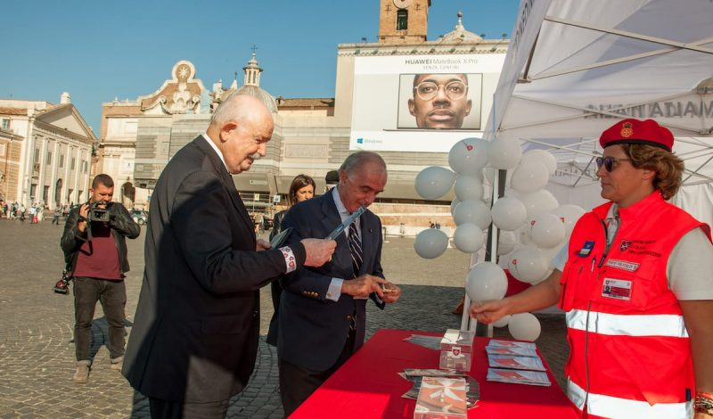 Giornata Mondiale dell'Ordine di Malta Journée nationale de l'Ordre de Malte Feiertag des Malteserordens Order of Malta National Day Día Nacional de la Orden de Malta