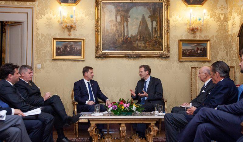 Slovenian Deputy Prime Minister