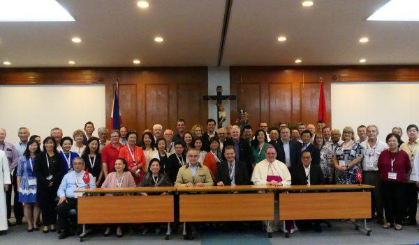 conferenza Asia Pacifico