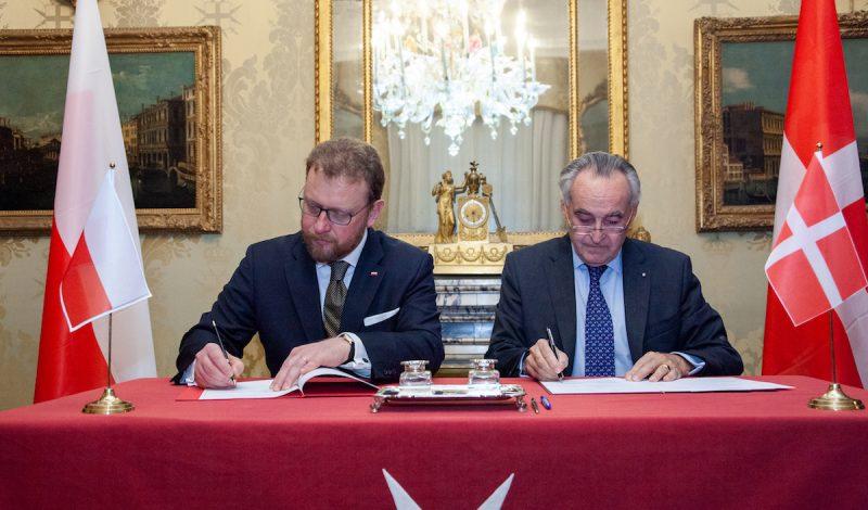 Ordine di Malta in Polonia