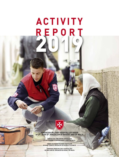 Order of Malta Activity Report 2019