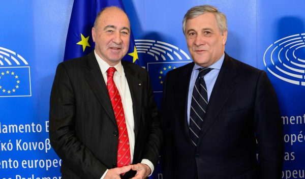 Presidente del Parlamento Europeo