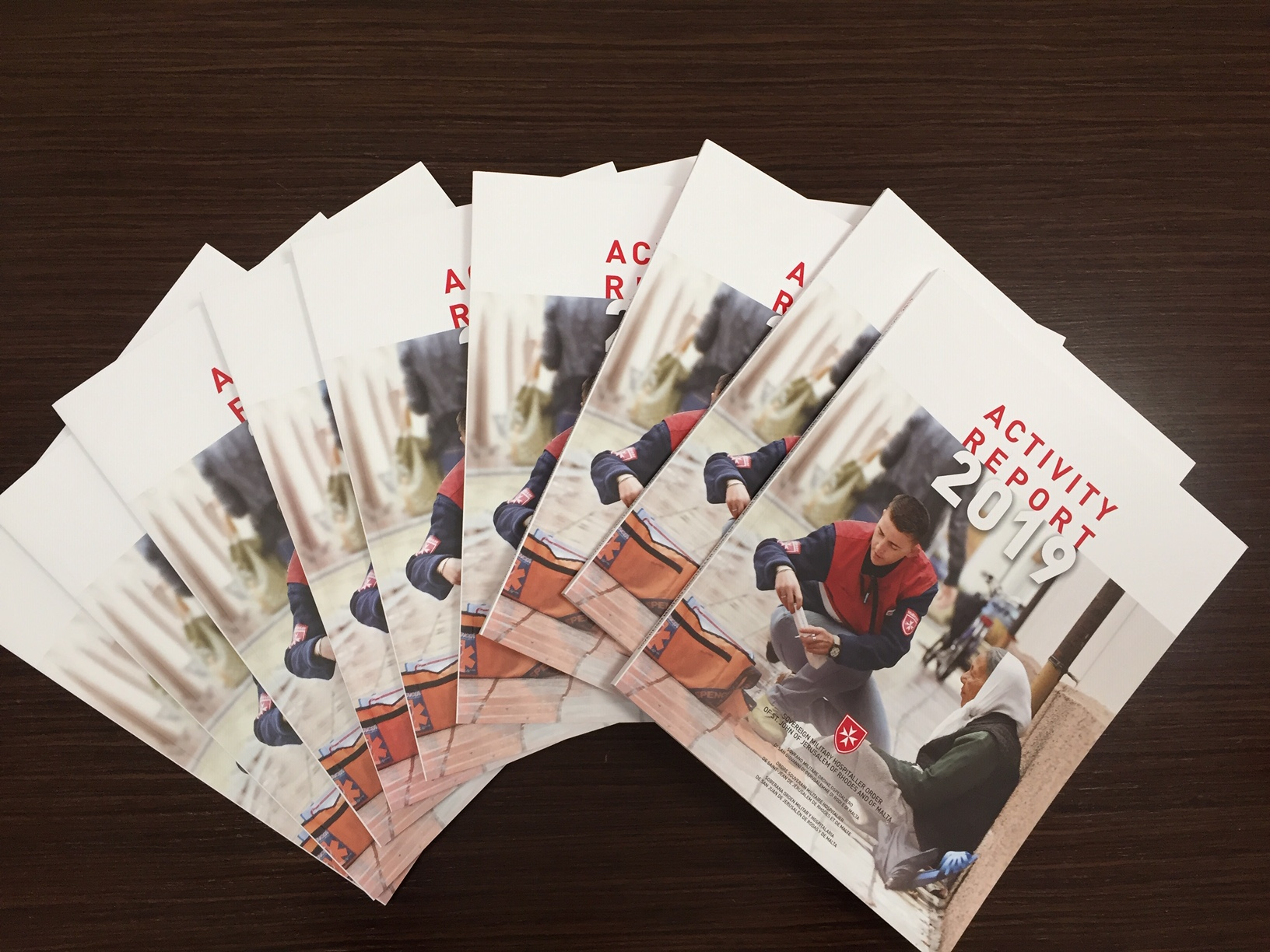 Business Companies In Malta Mail: The Order Of Malta's New 2019 Activity Report Published