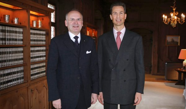 Ambassador Order of Malta to the Principality of Liechtenstein