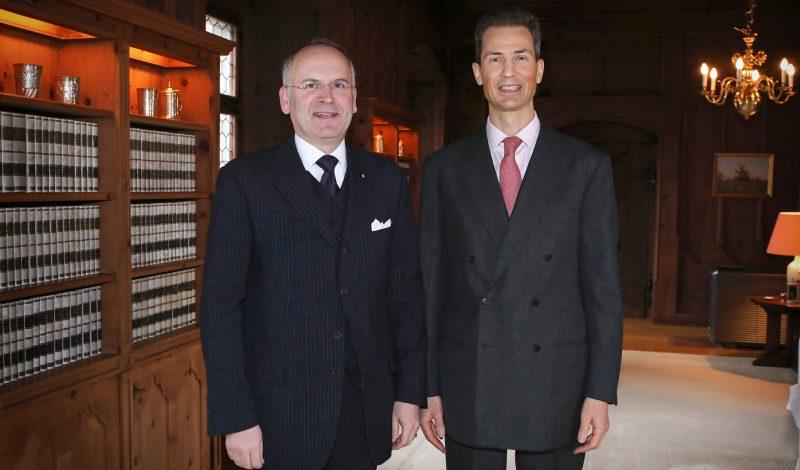 Ambassador Order of Malta to the Principality of Liechtenstein