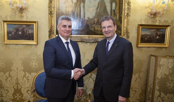 Presidente del Parlamento della del Montenegro President of the Parliament of Montenegro