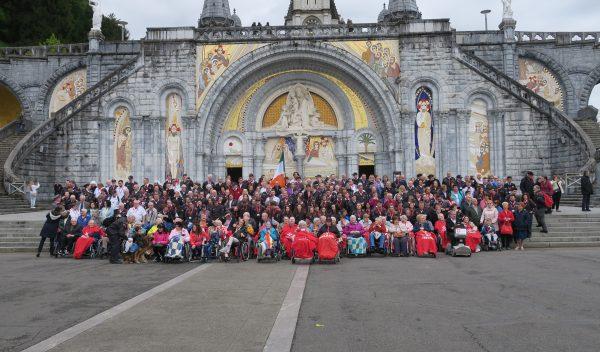 61° pellegrinaggio internazionale dell'Ordine di Malta a Lourdes