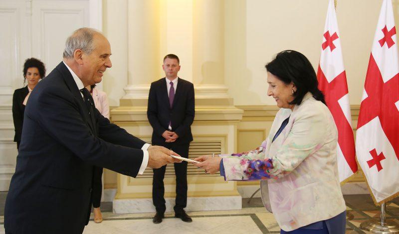 Ambassador of the Order of Malta to Georgia
