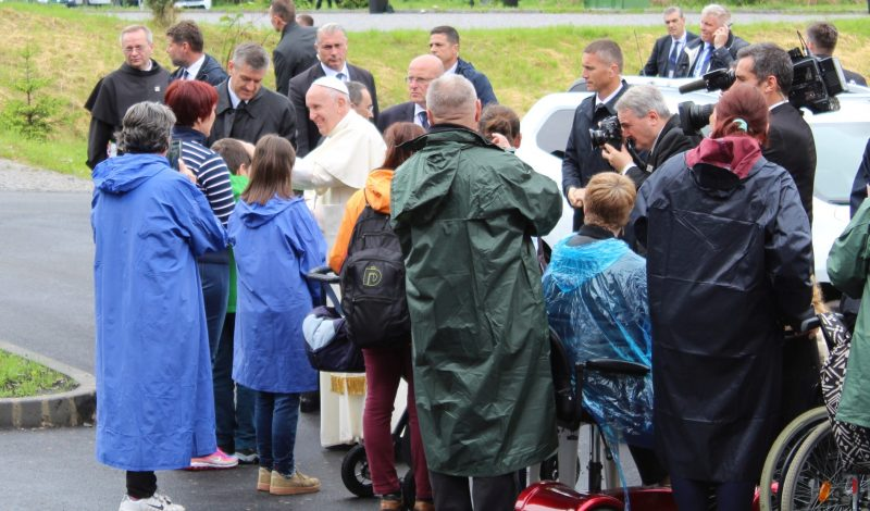 Pope Francis' visit in Romania