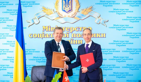 Cooperation Agreement between Ukraine and Order of Malta