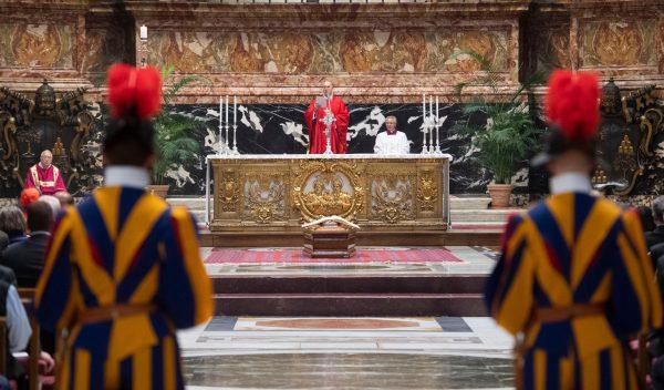 esequie del Cardinale Paolo Sardi