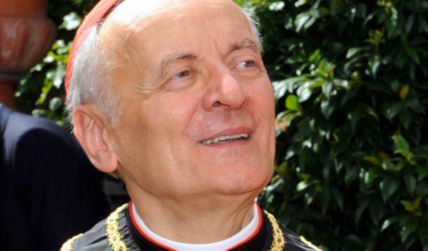 Cardinale Paolo Sardi