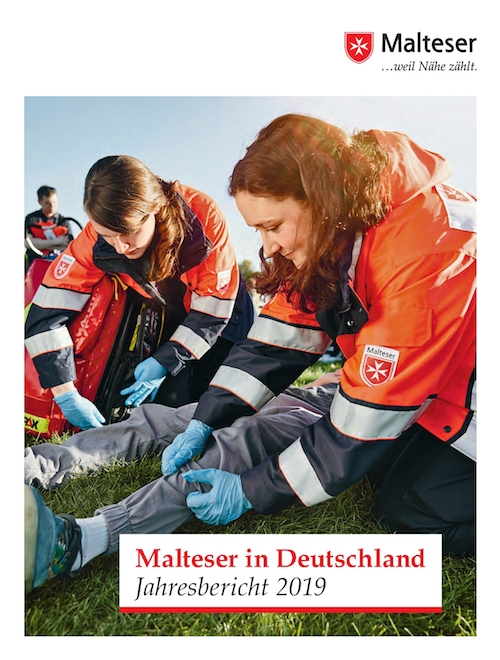 Malteser in Deutschland Jahresbericht 2019
